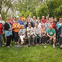 Gruppenbild Boulen 2014
